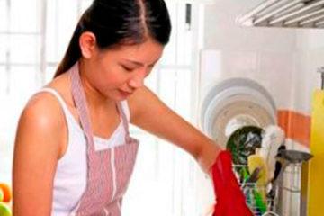 Housemaid Filipina