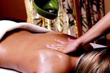 Filipina masseuse