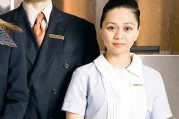Персонал в отель